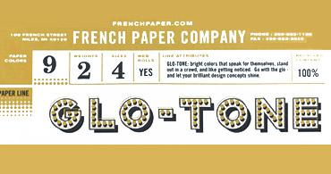 Glo-Tone Envelopes