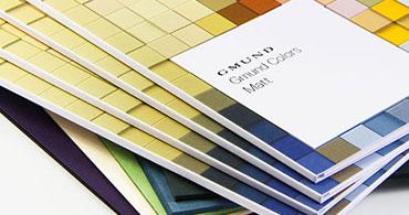 Gmund Colors MATT Swatchbook Small