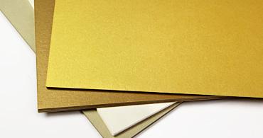 Gold Cardstock Paper