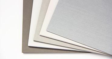 Grey Blank Cards