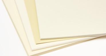 Ivory Paper & Envelopes