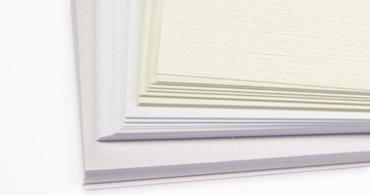 Linen Card Stock Paper
