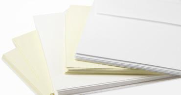 Classic Linen Envelopes