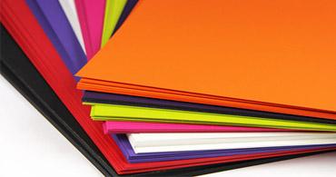 Tactile Cardstock Paper