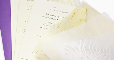 Invitation Tissue