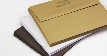 Wood Grain Envelopes