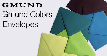 Gmund Colors Envelopes