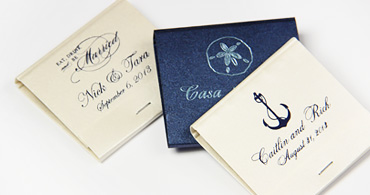 Personalized Matchbooks & Matchboxes