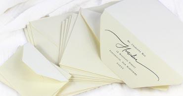 Rossi Medioevalis Envelopes