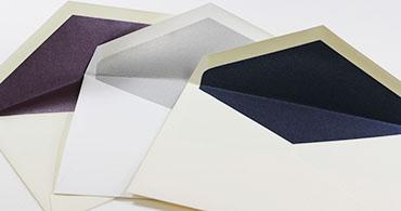 Metallic Lined Envelopes