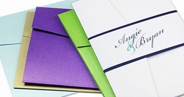 Pocket Cards & Invitations