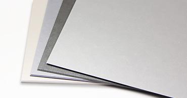 Silver Cardstock Paper