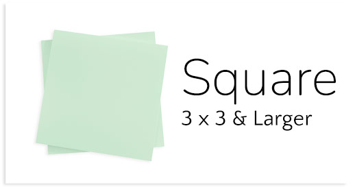 Square Invitation Cards