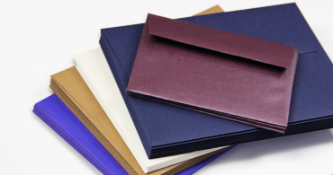 Square Flap Envelopes