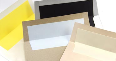 Straight Flap Envelope Liners