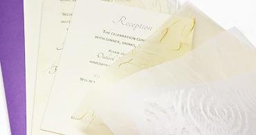 Wedding Tissue Paper