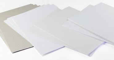 Wedding White Cardstock Paper