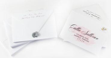Wedding White Envelopes