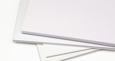 White Cardstock Paper