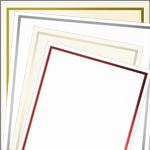Foil Frame Menus