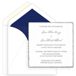 Deckle Edge Invitation Kits