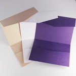 Landscape Invitation Pockets