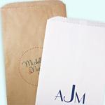 Printed Kraft Bags