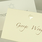 Theme Place Cards