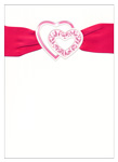 Ribbon Invitation Kits