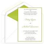 Border Invitations