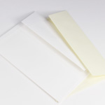White & Cream Envelopes