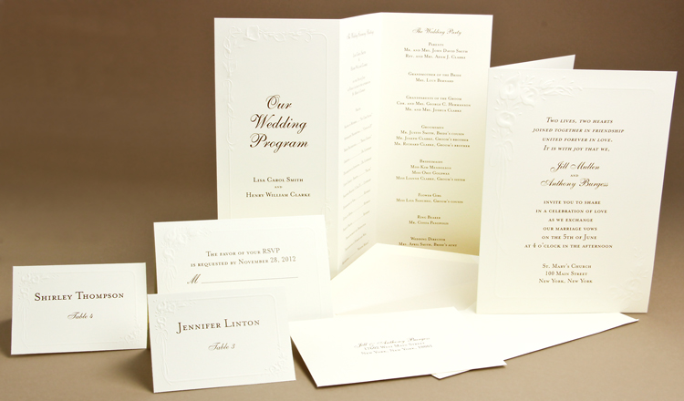 Wedding Invitation Kits Michaels: Print Your Own Wedding Invitations