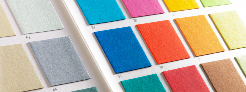 The Gmund Color System By LCI Paper