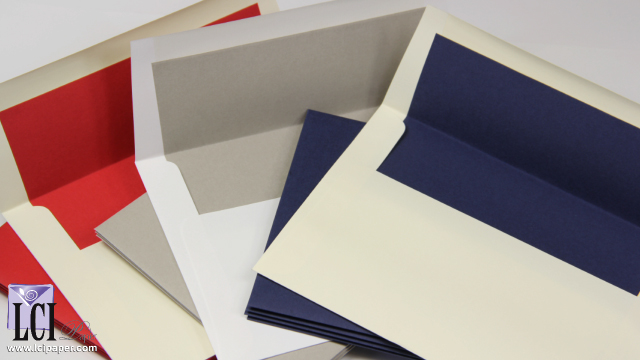 Gmund Colors Envelope Liners