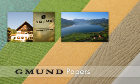 Gmund - Making Quality Papers While Protecting the Environment